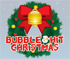 Play bubble hit christmas