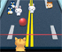 Play cute cats bowling