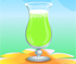 Image green apple juice