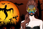 Image halloween night makeup