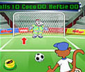 Image coco penalty shoot out football