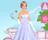 Image glamorous bride dress up